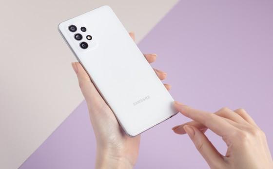 Samsung ra mắt Galaxy A52, A52 5G và A72 ảnh 2