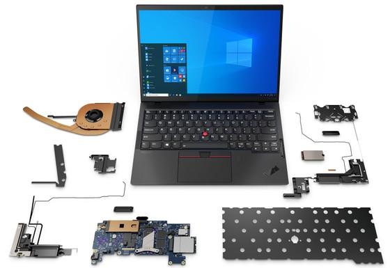 Lenovo X1 Nano, mẫu ThinkPad nhẹ nhất trong lịch sử   ảnh 1