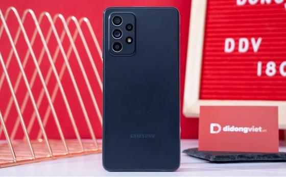 Di Động Việt mở bán Galaxy A52 và A72, giá từ 7,99 triệu đồng   ảnh 1