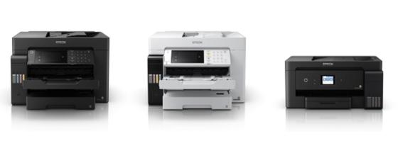 Epson ra mắt bốn máy in công nghệ in không nhiệt  ảnh 1