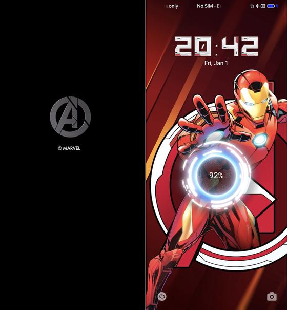 OPPO Reno5 Marvel Edition phiên bản giới hạn, chỉ 2.000 máy được bán tại Việt Nam   ảnh 2