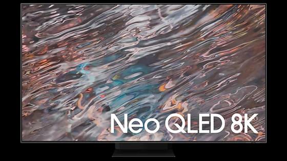 MediaTek và Samsung giới thiệu TV 8K có hỗ trợ Wi-Fi 6E  ảnh 2