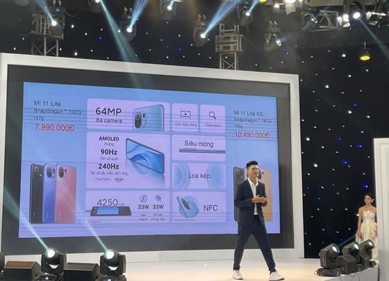 Mi 11 Lite và Mi 11 Lite 5G chính thức ra mắt tại Việt Nam ảnh 3