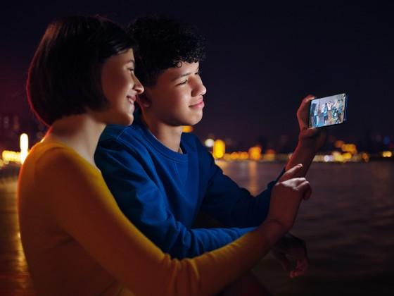 OPPO A54, chiếc di động kết hợp tuyệt vời giữa thời trang và công nghệ ảnh 3