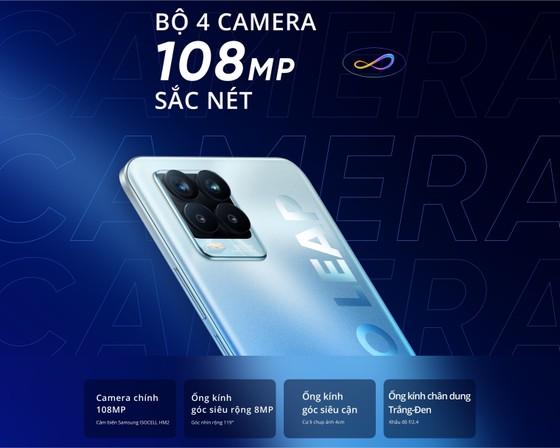 realme 8 và realme 8 Pro được bán ra tại Việt Nam  ảnh 2
