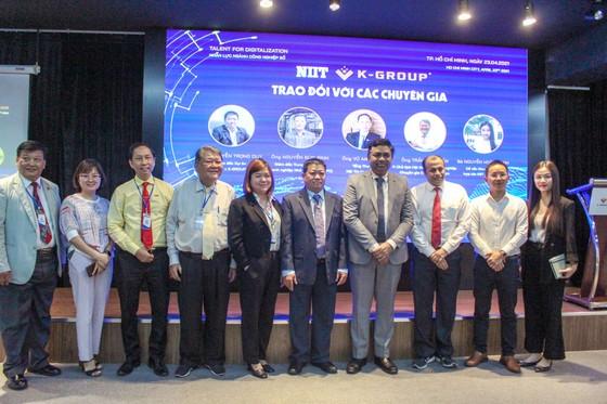 K-Group ký kết hợp tác với NIIT đào tạo nguồn nhân sự công nghệ thông tin chất lượng cao ảnh 1