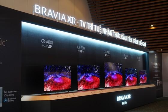 Sony ra mắt loạt TV BRAVIA mới trang bị bộ xử lý Cognitive Processor XR  ảnh 2