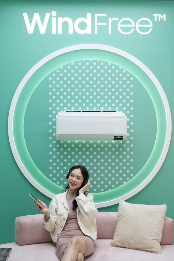 Điều hòa WindFree™ thông minh và giúp làm lạnh tức thì không gió buốt ảnh 1