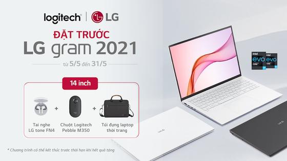 Laptop LG gram 2021 và chuột Logitech Pebble: Hơn cả bộ đôi phong cách! ảnh 5