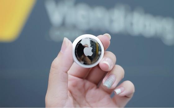 Apple AirTag đầu tiên về Việt Nam, giá 990 ngàn đồng ảnh 2