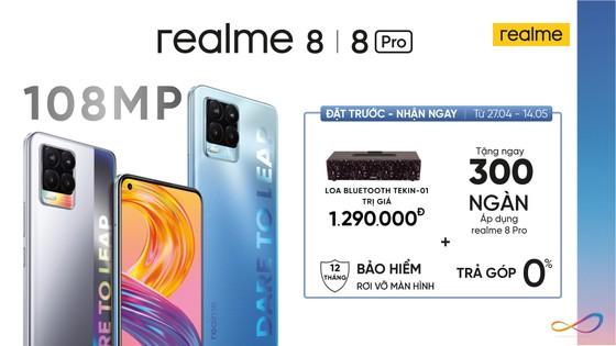 Snapdragon 720G trên realme 8 Pro có vượt trội? ảnh 6