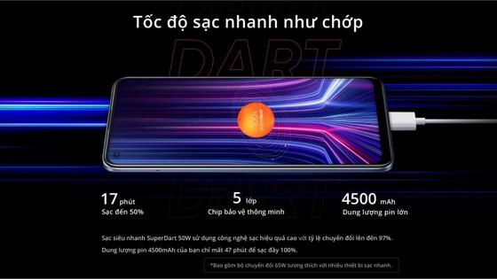 Snapdragon 720G trên realme 8 Pro có vượt trội? ảnh 4