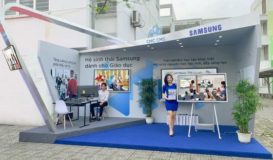 Samsung ứng dụng nhiều giải pháp giáo dục số hóa tại Việt Nam ảnh 2
