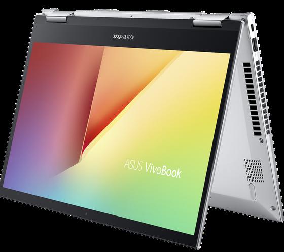 VivoBook Flip 14 TP470, laptop xoay gập dành cho giới trẻ ảnh 1