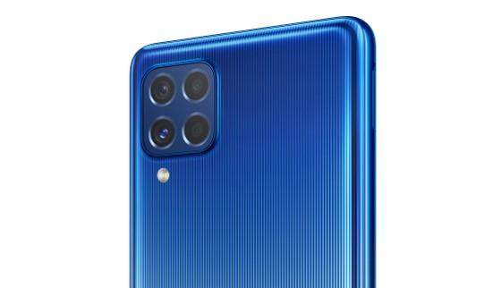 Galaxy M62 với Pin 7000mAh, hỗ trợ sạc nhanh  ảnh 1