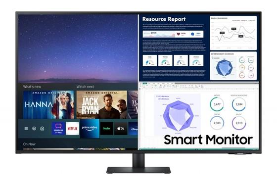 Samsung ra mắt loạt sản phẩm màn hình Smart Monitor  ảnh 3