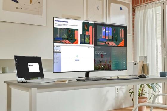 Samsung ra mắt loạt sản phẩm màn hình Smart Monitor  ảnh 2