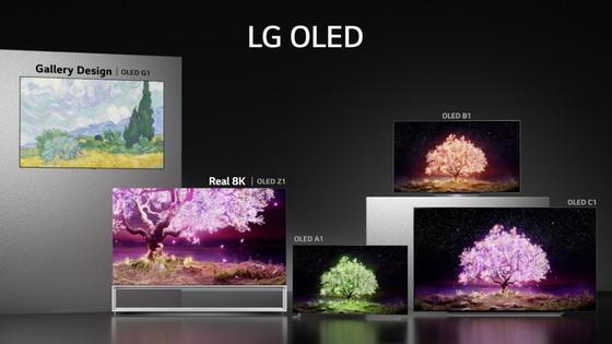 Công nghệ màn hình OLED evo được trang bị trên dòng sản phẩm LG  ảnh 2