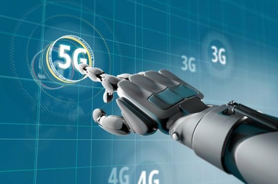Keysight giúp Samsung thiết lập cuộc gọi dữ liệu 5G  ảnh 1