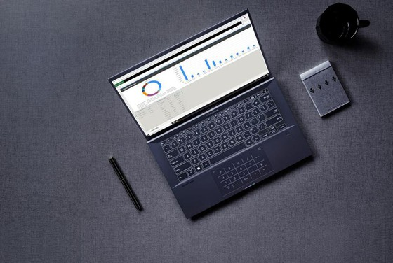 ASUS ExpertBook B9 laptop siêu mỏng dành cho doanh nhân  ảnh 2
