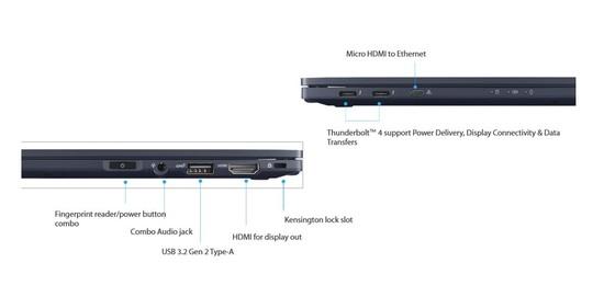 ASUS ExpertBook B9 laptop siêu mỏng dành cho doanh nhân  ảnh 4