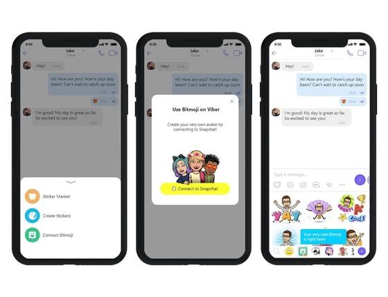 Rakuten Viber hợp tác với Snap tích hợp công nghệ AR vào nền tảng nhắn tin  ảnh 2
