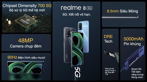 Realme bước vào kỷ nguyên 5G   ảnh 5