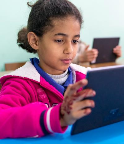 Ericsson là đơn vị tài trợ đầu tiên và là đối tác UNICEF toàn cầu thúc đẩy kết nối trường học để hỗ trợ sáng kiến Giga ảnh 1