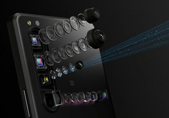 Sony ra mắt bộ đôi smartphone mới  ảnh 2