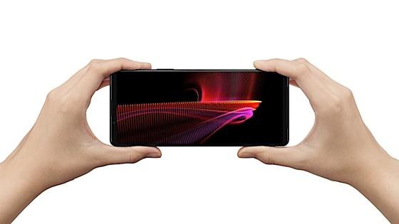 Sony ra mắt bộ đôi smartphone mới  ảnh 3