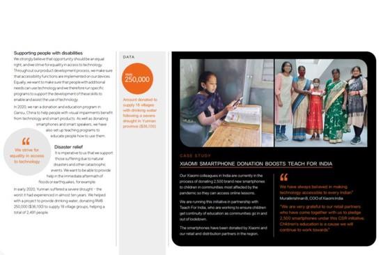 Xiaomi khẳng định cam kết góp phần xây dựng thế giới bền vững ảnh 2