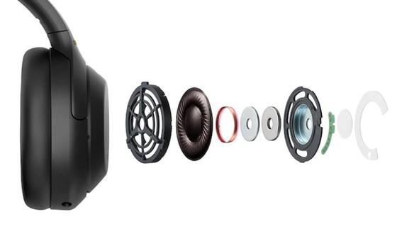 Sony giới thiệu tai nghe chống ồn WH-1000XM4 phiên bản Xanh Bóng Đêm  ảnh 2