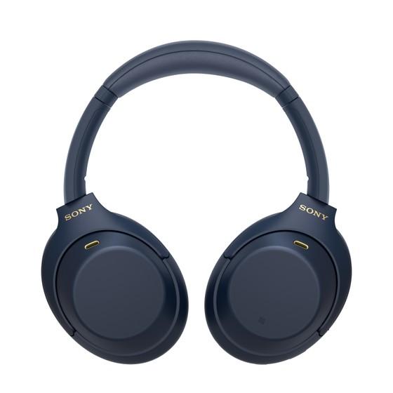 Sony giới thiệu tai nghe chống ồn WH-1000XM4 phiên bản Xanh Bóng Đêm  ảnh 3