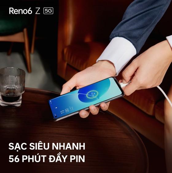 Reno6 Z 5G 'Mỗi cảm xúc, Một chân dung' ảnh 6