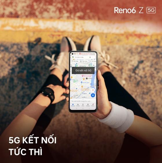 Reno6 Z 5G 'Mỗi cảm xúc, Một chân dung' ảnh 5