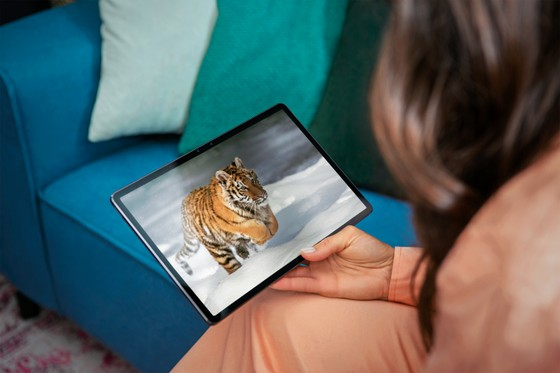 Tab P11 Pro mẫu tablet cao cấp nhất hiện tại từ Lenovo ảnh 2