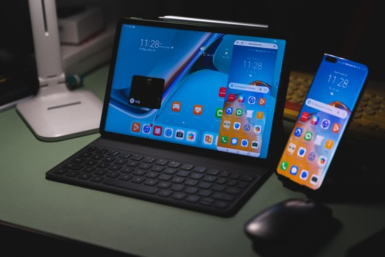 Huawei MatePad 11: Tablet hỗ trợ màn hình tần số quét 120Hz ảnh 5