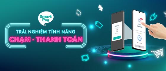 Chạm - Thanh toán, ứng dụng tiện lợi trên SmartPay ảnh 1
