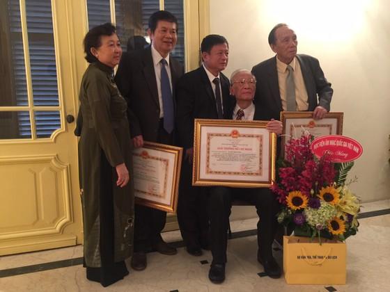 Trao Giải thưởng Hồ Chí Minh, Giải thưởng Nhà nước về Văn học nghệ thuật ảnh 1