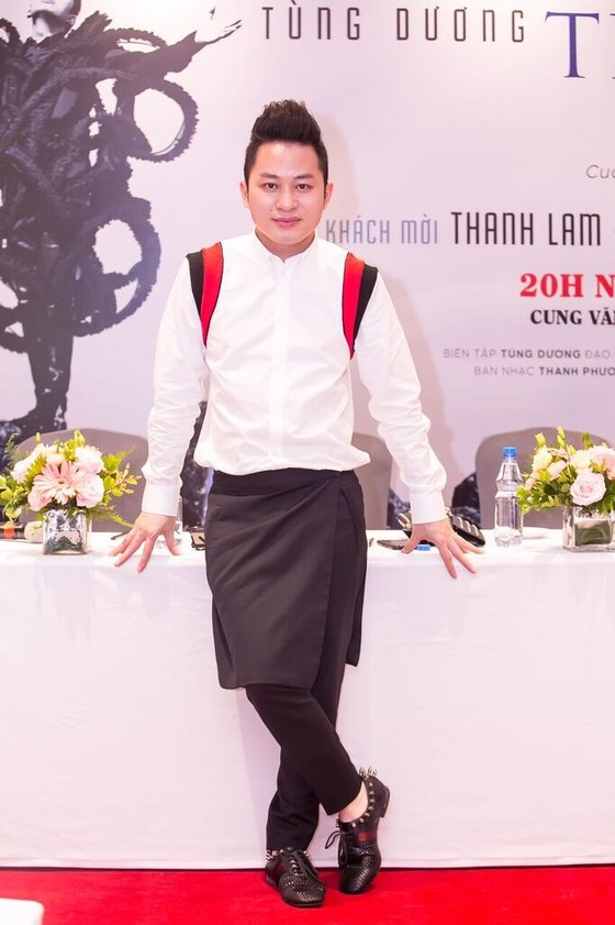 Ca sĩ Tùng Dương: Không chấp nhận an bài của thị hiếu số đông ảnh 1