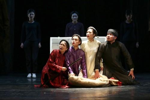 """Kỷ niệm 100 năm ngày sinh tác giả Lộng Chương: """"Quẫn"""" lên sân khấu Nhà hát Lớn ảnh 2"""