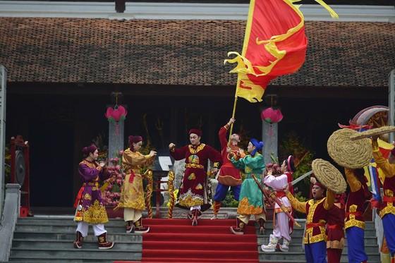 Thủ tướng Nguyễn Xuân Phúc dự lễ kỷ niệm chiến thắng Ngọc Hồi- Đống Đa ảnh 3