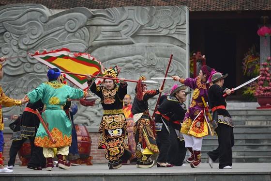 Thủ tướng Nguyễn Xuân Phúc dự lễ kỷ niệm chiến thắng Ngọc Hồi- Đống Đa ảnh 4