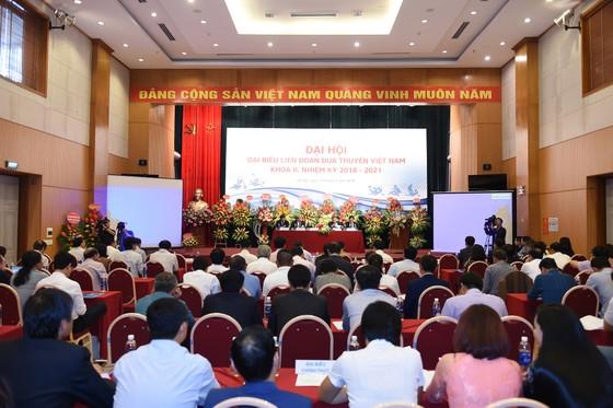 Ông Dương Trí Thành làm Chủ tịch Liên đoàn Đua thuyền Việt Nam khóa II ảnh 1