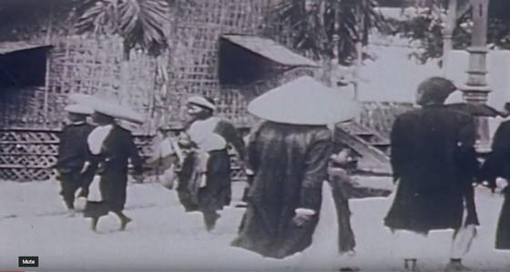 Công bố nhiều thước phim quý về quá trình đàm phán ký kết Hiệp định Paris về Việt Nam ảnh 1