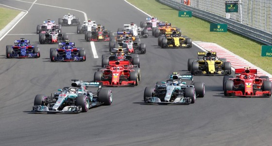 Năm 2020 sẽ có đường đua xe F1 tại Hà Nội ảnh 3