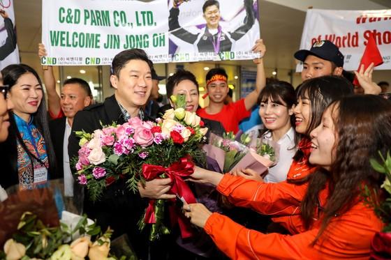 Nhà vô địch Jin Jong Oh hào hứng truyền ngọn lửa  đam mê đến Việt Nam ảnh 1