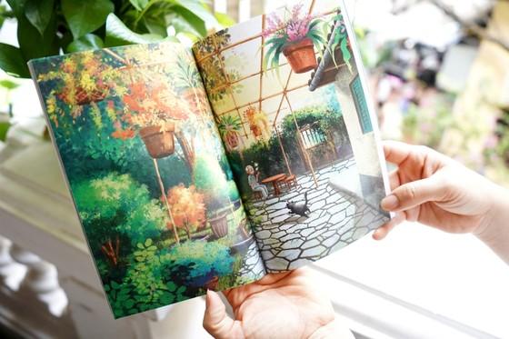 Truyện đồ họa dành cho trẻ em Việt ảnh 1