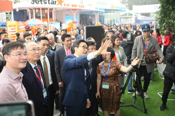 Hội chợ du lịch quốc tế Việt Nam 2019 hướng tới du lịch xanh ảnh 1