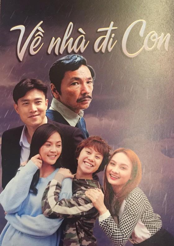 Mi 'sói' và 'nàng dâu' Bảo Thanh cùng xuất hiện trong phim giờ vàng VTV 'Về nhà đi con' ảnh 1